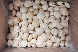 Fish dumplings 5kg. in a box (handmade)