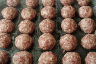 "Meatballs ""Favorite"" 5kg. In the box"